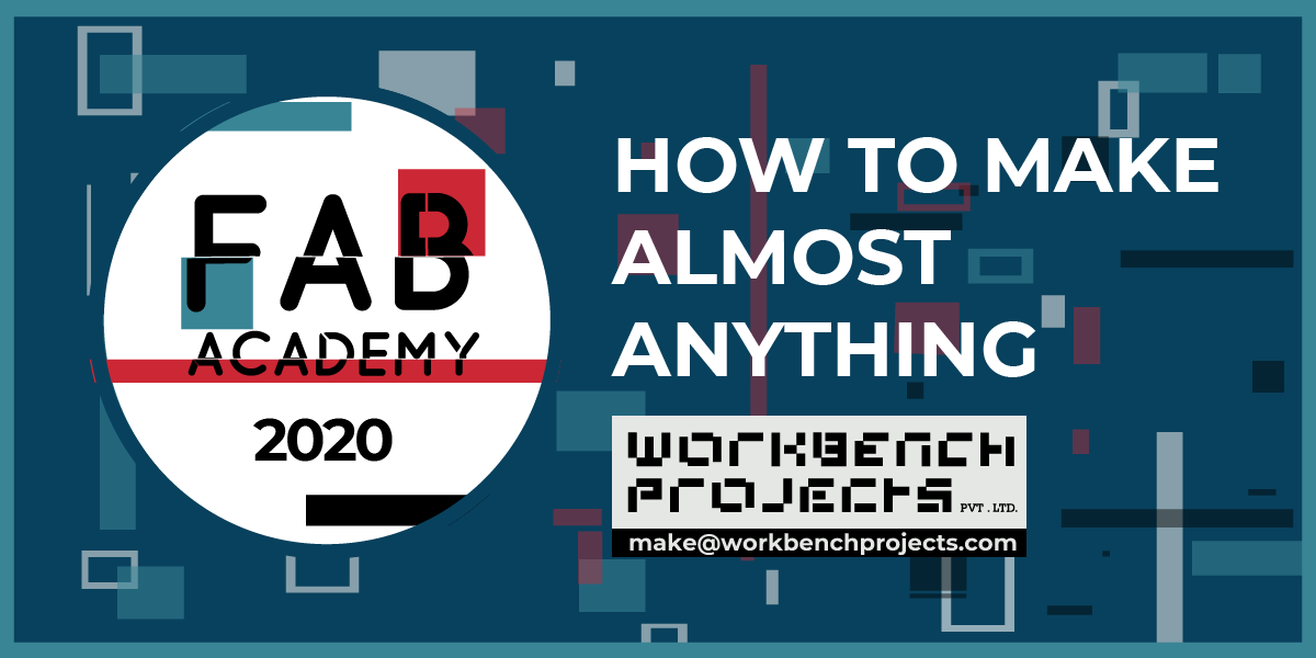 Fab Academy 2020 Program Enrollments by Workbench Projects