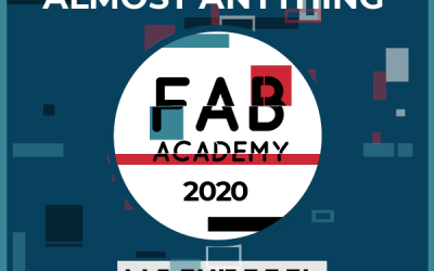 At Fab Academy, you'll learn design thinking and rapid prototyping that'll help you gain skills of a pro-maker.