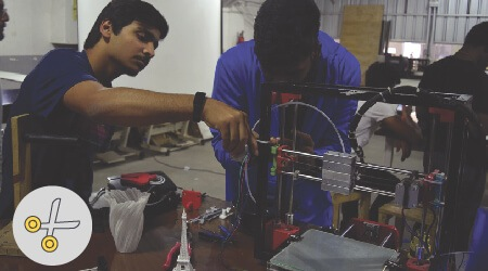 Skill-Ed Program enable you to build products and machines