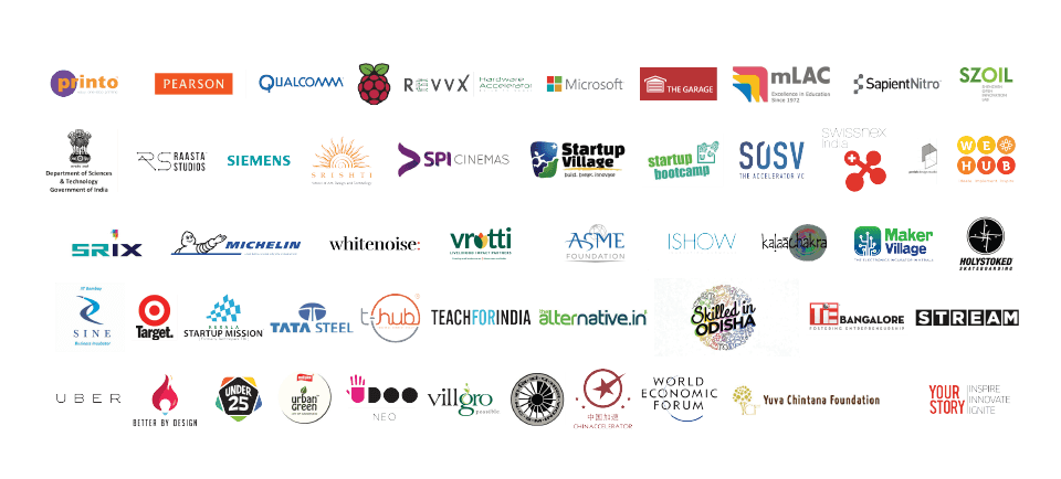 Our proud partners and collaborators