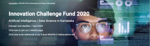 Innovation Challenge Fund 2020